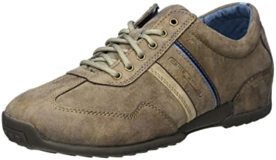 Camel active Herren  Space 27, Niedrig Top Sneaker  Herren Amazon   Schuhe ... c2a2f0