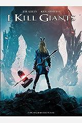 I Kill Giants Kindle Edition