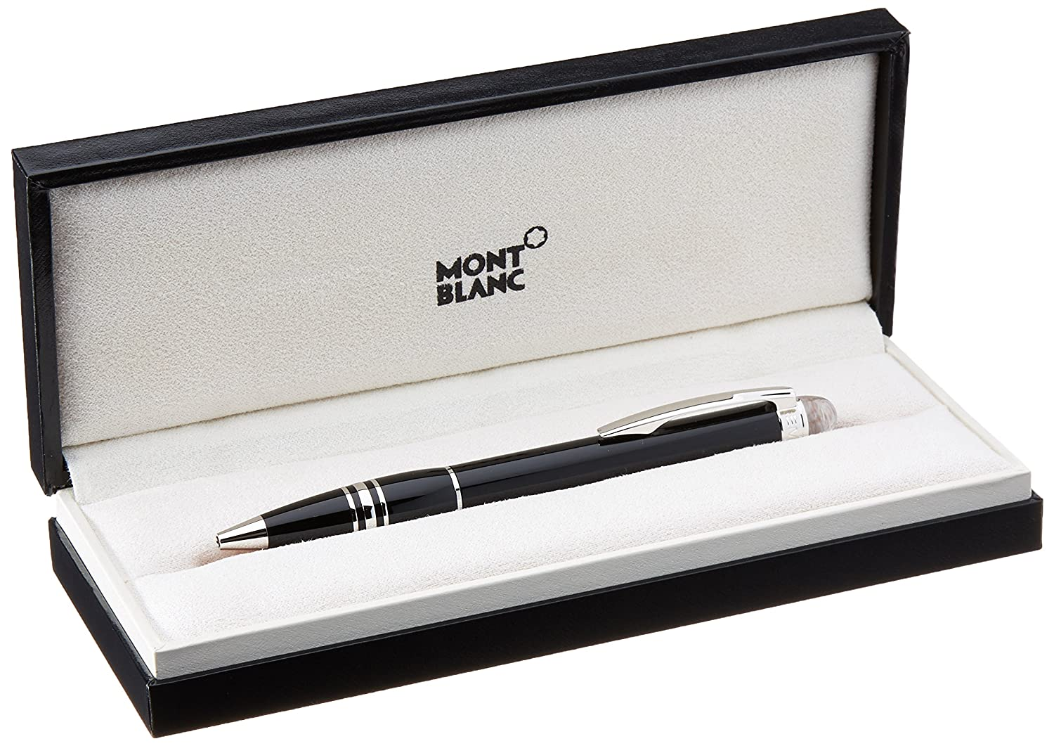8254f4b3341 Amazon.com   Mont Blanc StarWalker Resin Ballpoint (8486)   Writing Pens    Office Products