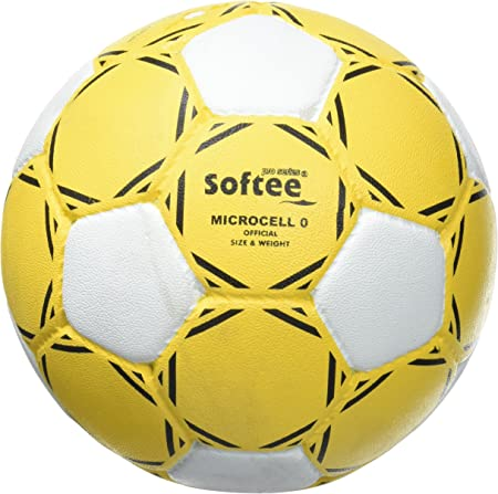 Softee Equipment 0002360 Balón Micro Celular 0, Unisex, Blanco, S