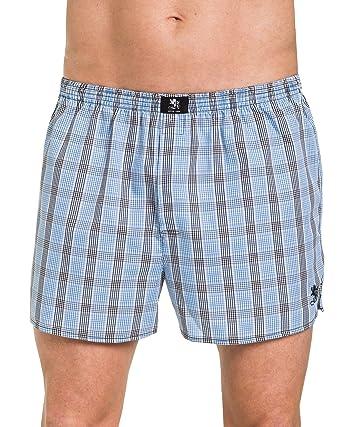 Gutscheincode Online bestellen Vielzahl von Designs und Farben Herren Boxershorts 100% Baumwolle I Web-Boxer mit ...