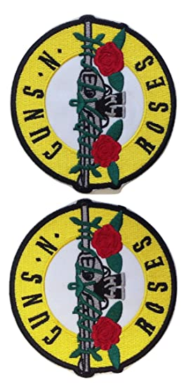 Amazon Guns N Roses Not In This Lifetime Tour 2 Embroidered