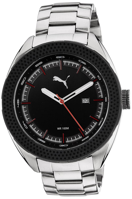 Puma Herren-Armbanduhr Analog Quarz PU103261002