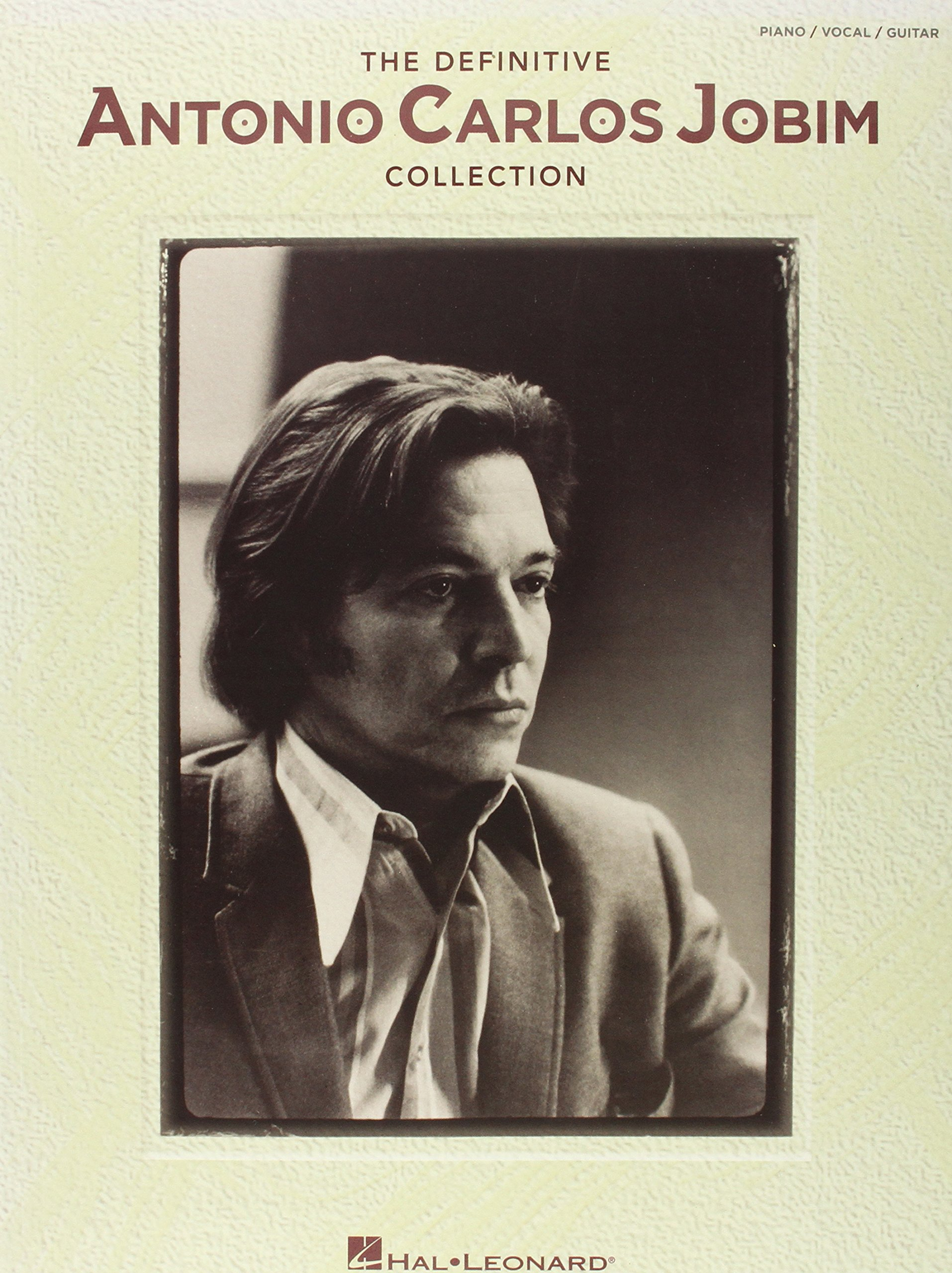Download The Definitive Antonio Carlos Jobim (P/V/G Composer Collection) pdf epub