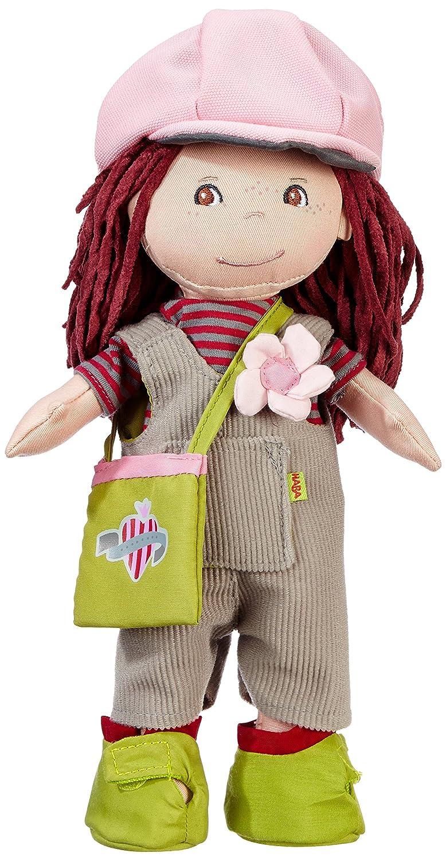 HABA 3663 - Elise, Bambola di pezza 30 cm