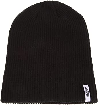 035c1a27a0b4b4 Vans Men's Mismoedig Beanie, Black, One Size at Amazon Men's Clothing  store: Skull Caps