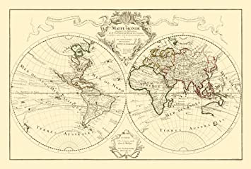 Amazon.com: MAPS OF THE PAST World Royal Academy Sciences ...