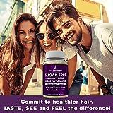 Sugar Free Hair Gummy Bear Vitamins by Hair