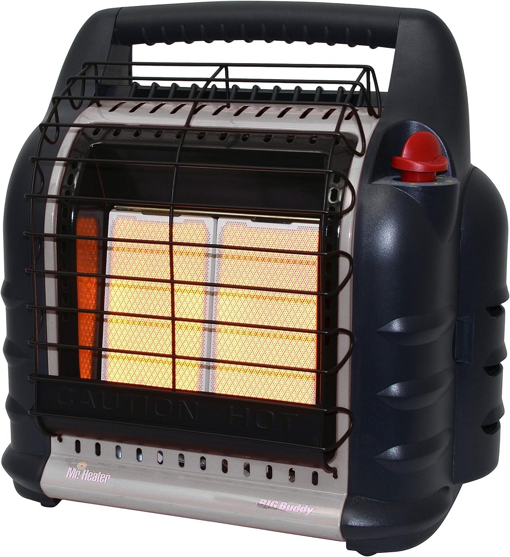 Mr. Heater Big Buddy RV Propane Heater
