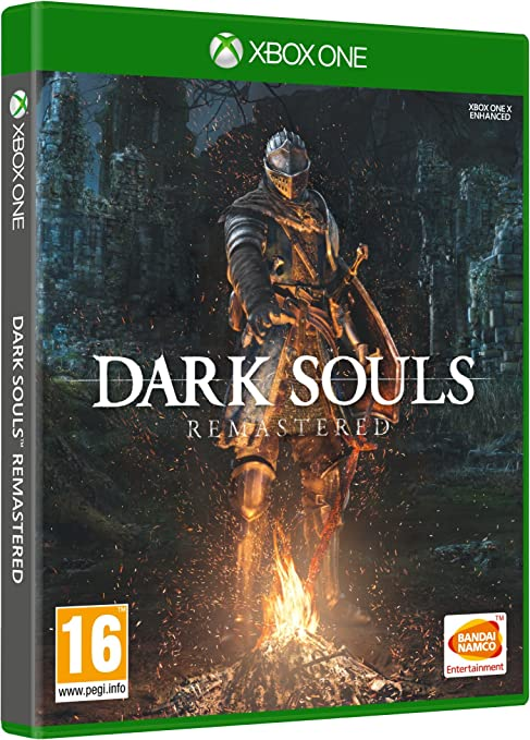 Dark Souls Remastered - Xbox One [Importación italiana]: Amazon.es ...