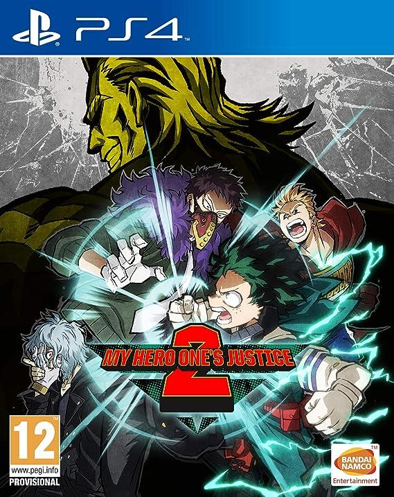 My Hero Ones Justice 2 - PlayStation 4 [Importación inglesa ...