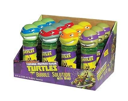 Amazon.com: Little Kids Teenage Mutant Ninja Turtles Bubble ...