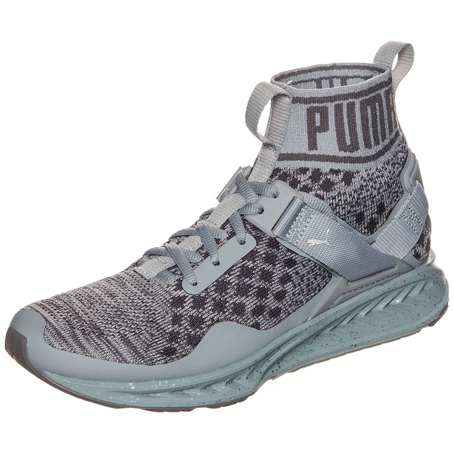 Puma Ignite Evoknit Metal Turnschuhe Damen 6.0 UK - 39.0 EU
