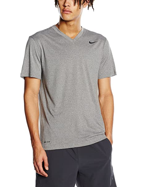 11d88391b2c4 Image Unavailable. Image not available for. Color  Nike Mens Legend V-Neck  Training T-Shirt ...