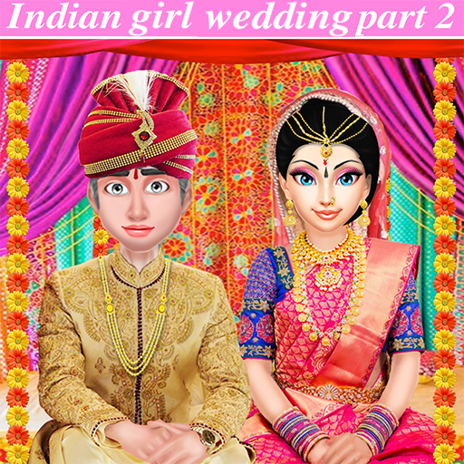 Indian Girl Wedding Part-2