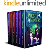 Lorna Shadow boxed set anthology (books 1-6) (Lorna Shadow Cozy Ghost Mystery)