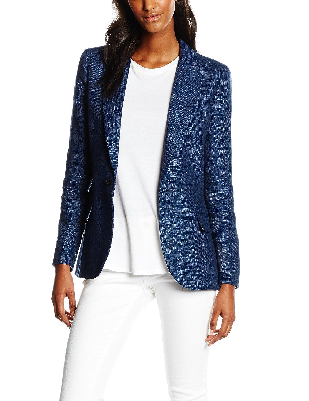 Polo Ralph Lauren JENSIN Jacket Chaqueta, Blau (Ancient Blue B4H60 ...