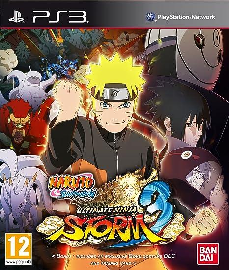 Naruto Shippuden Ultimate Ninja Storm 3 [Importación Inglesa]: Amazon.es: Videojuegos