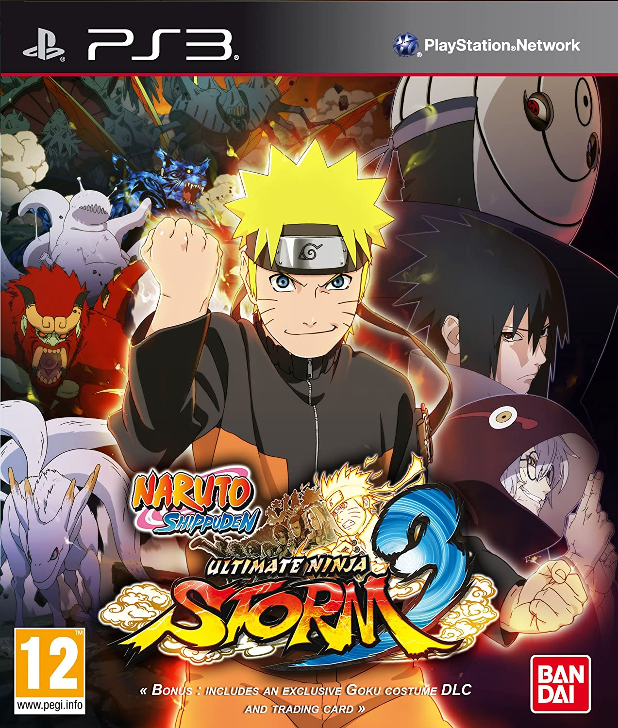 Amazon.com: Naruto Shippuden Ultimate Ninja Storm 3 Sony ...