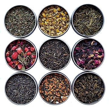 top best Heavenly Tea Leaves Sampler