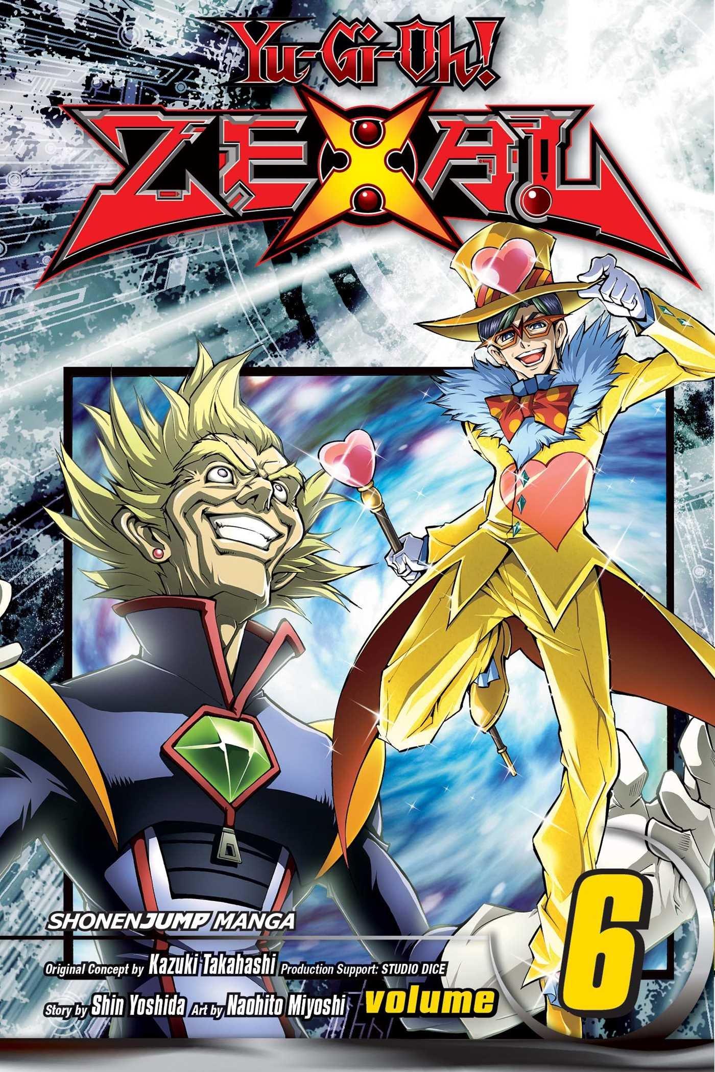 Yu-Gi-Oh! ZEXAL- Episode 54 - Welcome to the Jungle - YouTube