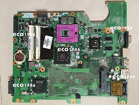 Para placa base de ordenador portátil para HP CQ61 G61 517837 – 001 da00p6mb6d0 Intel DDR2