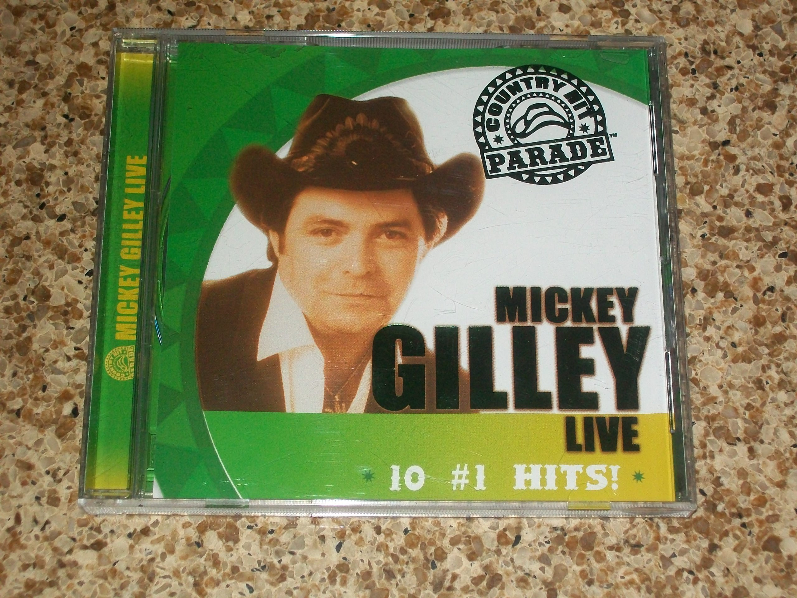 Mickey Gilley Live (Country Hit Parade)