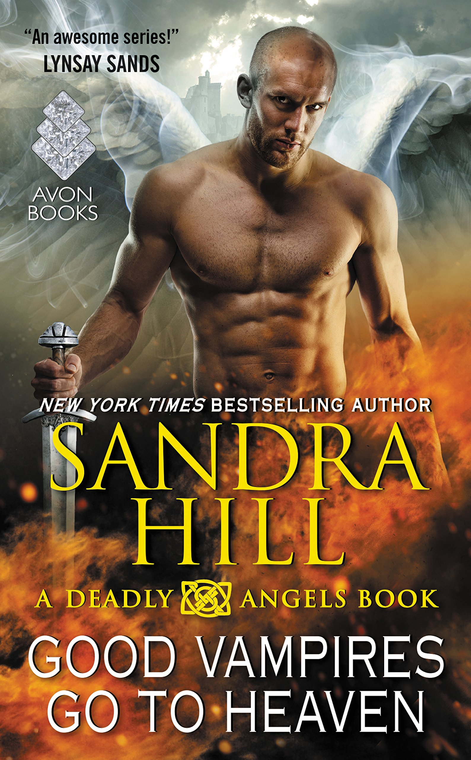 Good Vampires Go To Heaven: A Deadly Angels Book: Sandra Hill:  9780062356567: Amazon: Books