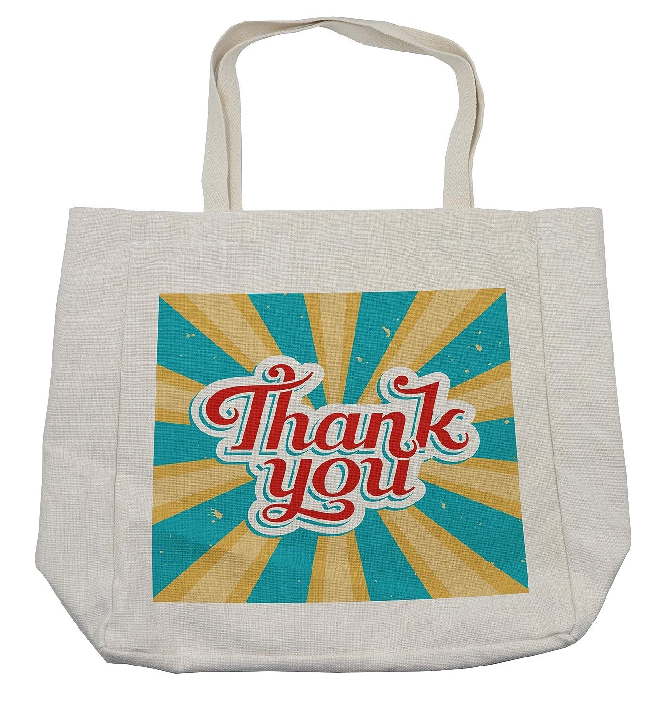 【お得】 lunarable Old Fashioned Calligraphyショッピングバッグ Fashioned、レトロヴィンテージアンティークLook B07DCV7BZH Thank You Sun Rays Old Sunshine、環境にやさしい再利用可能なバッグfor Groceriesビーチ旅行学校& More、クリーム B07DCV7BZH, 輸入洋食器の専門店イデール:65c7696a --- diceanalytics.pk