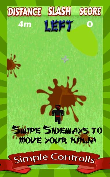 Amazon.com: Ninja Training: Shuriken Slash: Appstore for Android