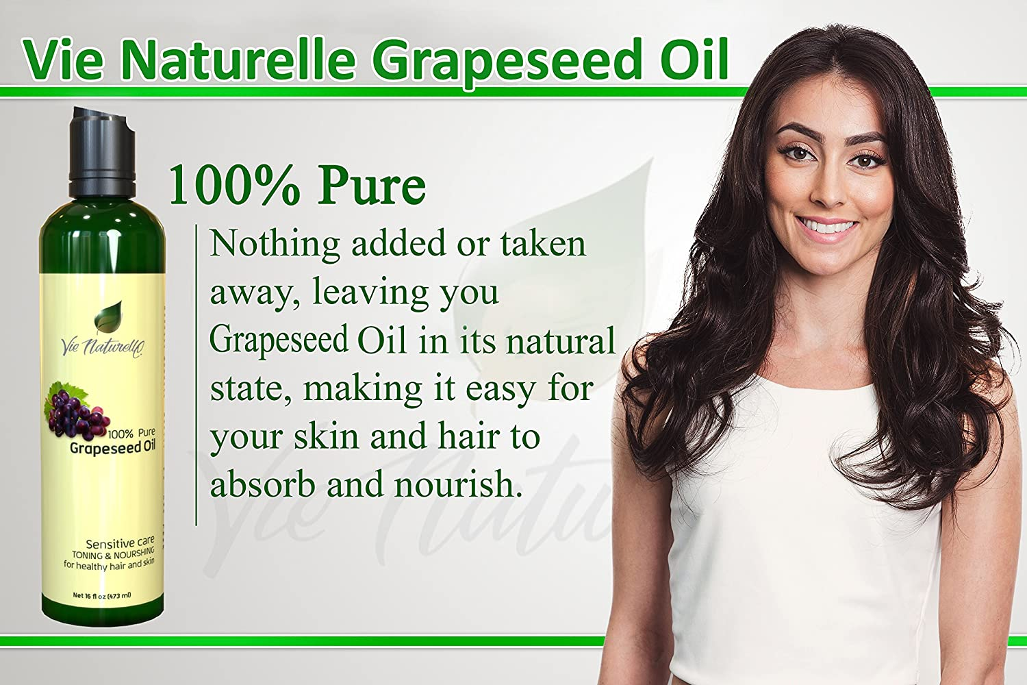 Grape seed oil for hair: application, reviews 83