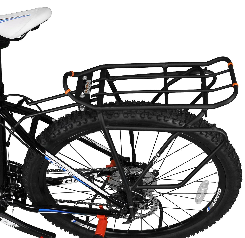 Ibera Bike Rack Bicycle Touring Carrier Plus For