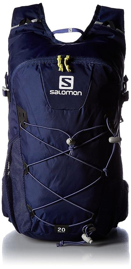 SALOMON Evasion Mochila, Unisex Adulto, Azul (Medieval Blue), Talla Única