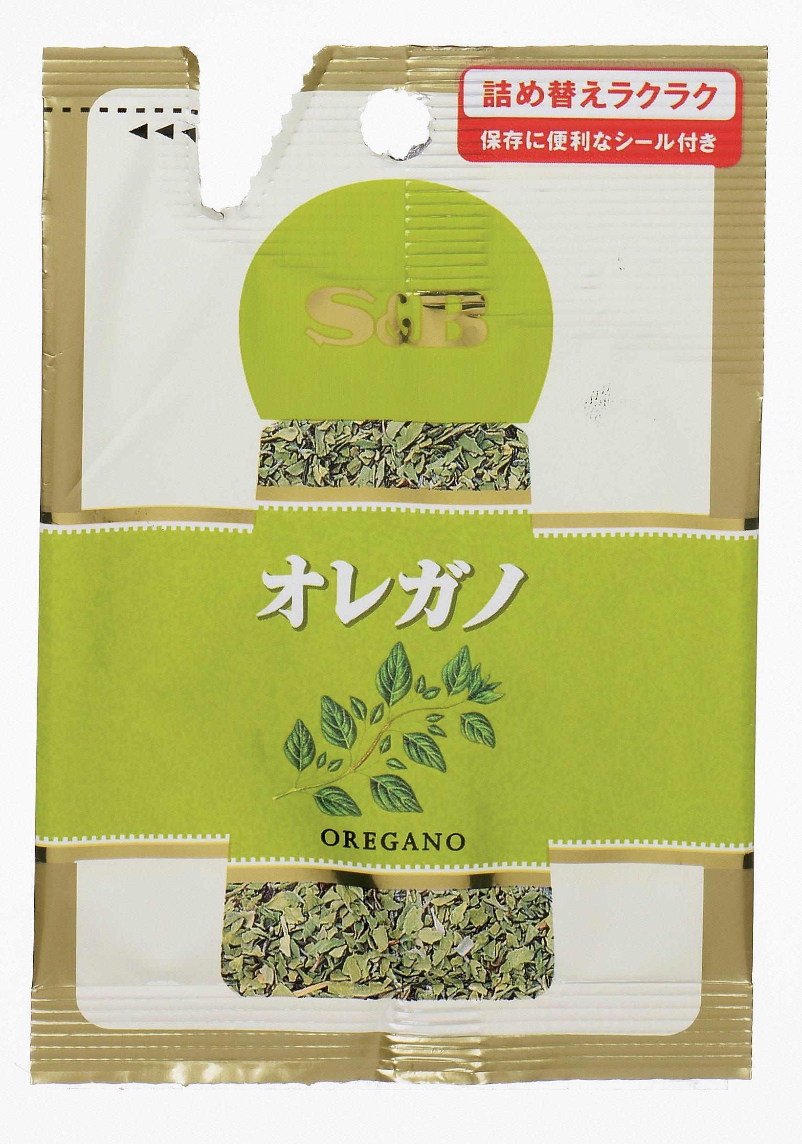 S & B bag containing oregano 2.5gX10 pieces