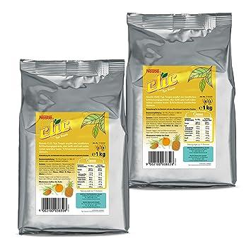 Clic Nestlé Tipo Tropic-Bebida de té, 2 Pack, 2 x 1000 G: Amazon.es: Hogar