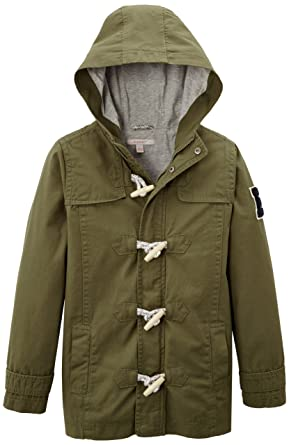 uk availability 34eed 86d62 ESPRIT Jungen Mantel Dufflecoat