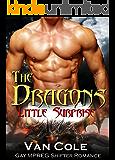The Dragon's Little Surprise: Gay MPREG Shifter Romance