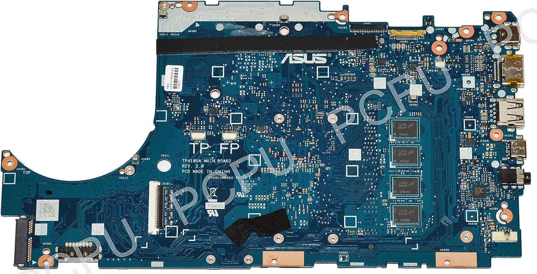 PC Parts Unlimited 60NB0G60-MB1110 Asus Q405UA Laptop Motherboard 8G w//Intel i5-8250U 1.6GHz CPU
