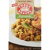 Stuffing Cubed Gluten Free Hrb Whole Grain (Pack of 8)