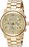 MK8077 Michael Kors Mid Size Chronograph Watch