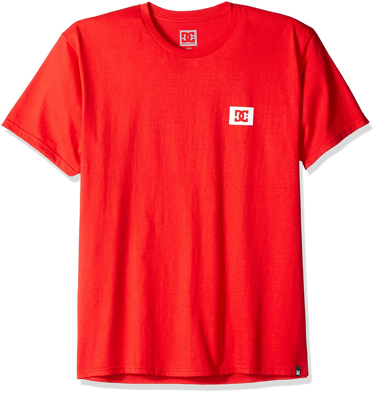 DC - - Männer Stage Box Ss T-Shirt