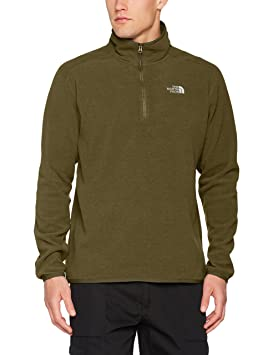 d1e91f969f1f Image Unavailable. Image not available for. Colour  The North Face Men s  100 Glacier Full Z Sweater