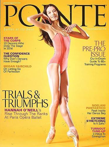 Pointe: Amazon com: Magazines