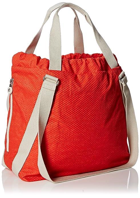 d638526b4a20 Kipling Womens Lazy Daisy Bpc Shoulder Bag Dots Coral Rose: Handbags ...
