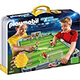 Playmobil - 6857 - Terrain de football transportable