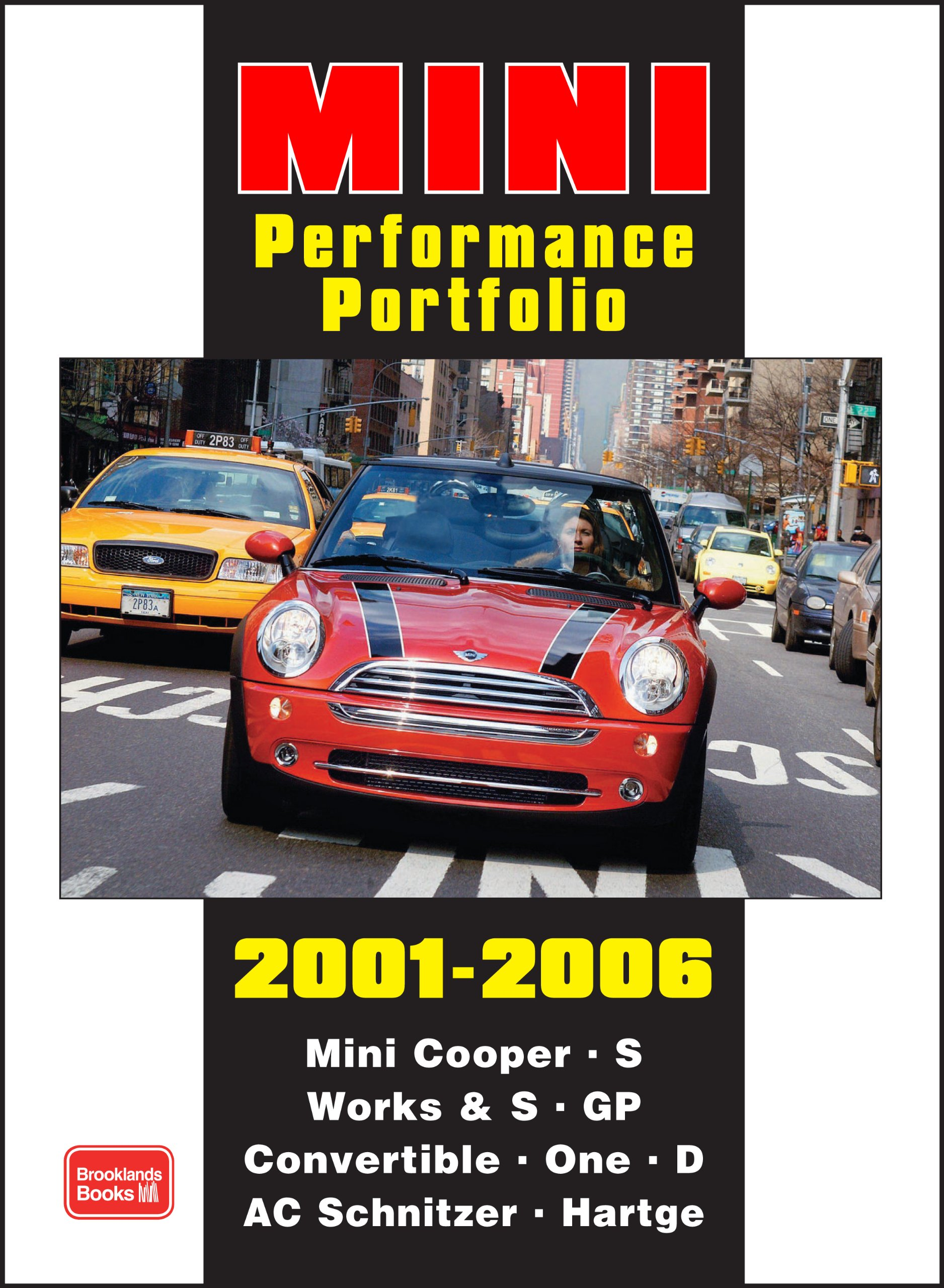 Mini Performance Portfolio 2001 2006 Rm Clarke 9781855207349