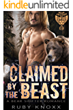 Claimed by the Beast: A Bear Shifter Romance (Bear Justice MC Book 4)