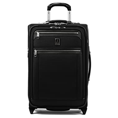 "Travelpro Platinum Elite 22"" Expandable Carry-on Rollaboard Suiter Suitcase"