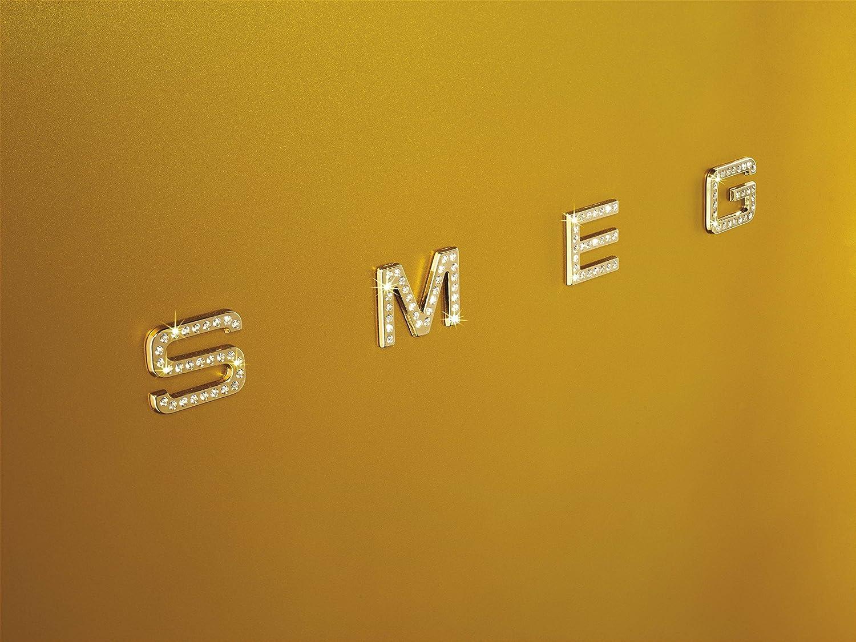 Smeg Kühlschrank Chocolate : Smeg fab rdg kühlschrank a kühlteil liters gefrierteil