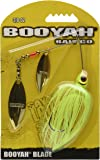 BOOYAH Blade - Double Willow Blade - Chartreuse - 1/2 oz